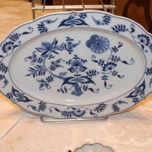 Blue Danube Japan  Oval Platter